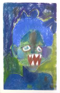 Portrait méchnat en couleur