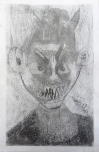 Autoportrait méchant