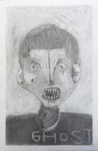 Autoportrait qui fait peur
