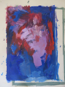 Peindre un fond coloré