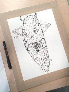 Créer un masque et le dessiner