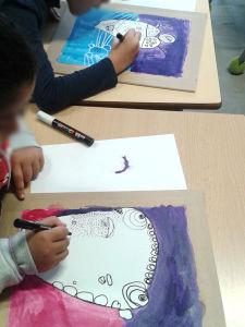 Créer des graphismes sur son dessin