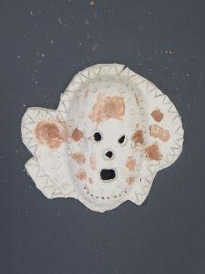 Plaque d'argile gravée