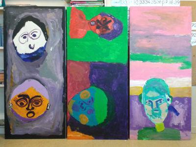 Portraits et expressions