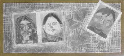 Autoportraits et graphisme