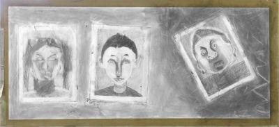 Portraits exprimant des sentiments