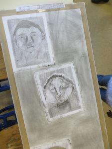 Deux portraits réunis