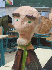 Marionnettes Guignol Foucauld 2018