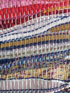 Créer avec des matières textiles