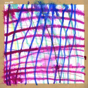 Oeuvre créée par un enfant en maternelle NOLAN