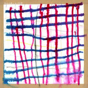 Comme un tissage de fibres colorées NOUR-LINA