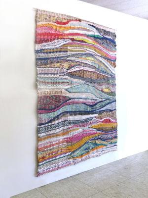 Art textile avec les enfants