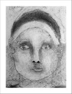 Autoportrait en dessin