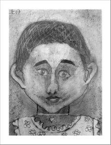 Portraits pour la fresque d'Odenas