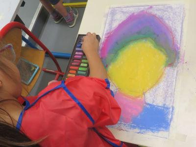 Autoportrait en couleur