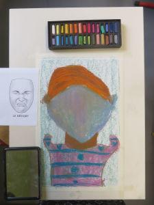 Le portrait en arts visuels