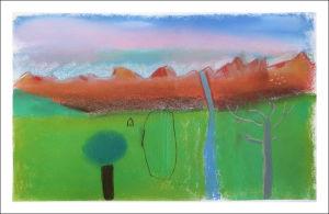 Prairie verdoyante