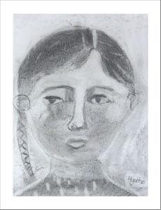 Le portrait à l'école