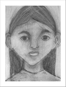 Les proportions d'un visage