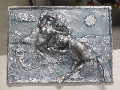 Sculpture - 01