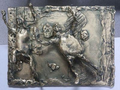 Créer avec de l'argile et du plâtre - 09