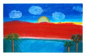Composer un paysage avec de la couleur
