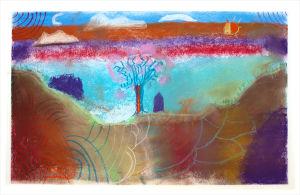 Composer un paysage en couleur