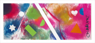 Jouer avec les gommettes et la couleur