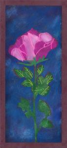 Dessiner des fleurs au pastel