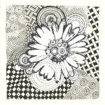 Dessin en noir et blanc