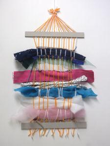 Petite suspension textile