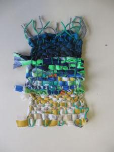 Art textile à l'école