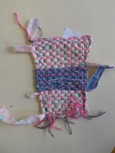 Tisser de la laine et du tissu