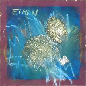 Le dessin au pastel d'Ethan