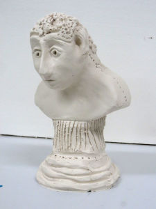 Créer un buste en céramique