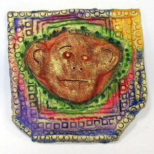 Tête de singe