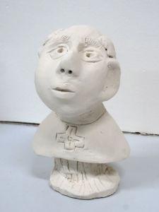 Figure de face