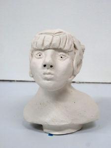 Apprendre la sculpture à l'école