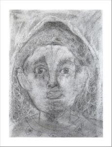 Dessiner son portrait face à un miroir