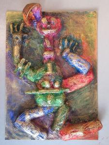 Arts plastiques et schéma corporel