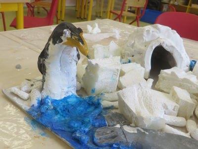 Le speen du pingouin